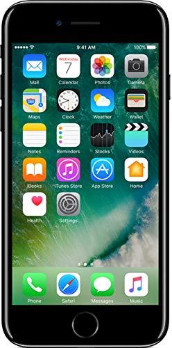 Apple iPhone 7  Jet Black, 32  GB