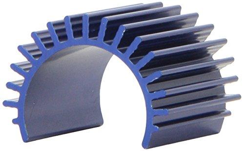 Aluminum Motor Heatsink (Traxxas 3374 Heat Sink Velineon 380 Motor Brushless, Aluminum Blue-Ano)