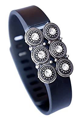 Fitbit bling jewelry Fitbit Flex jewelry accessory - KRISTI