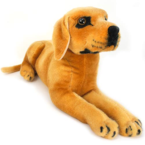 VIAHART Mason The Labrador | 19 Inch Large Labrador Dog Stuffed Animal Plush | by Tiger Tale Toys -