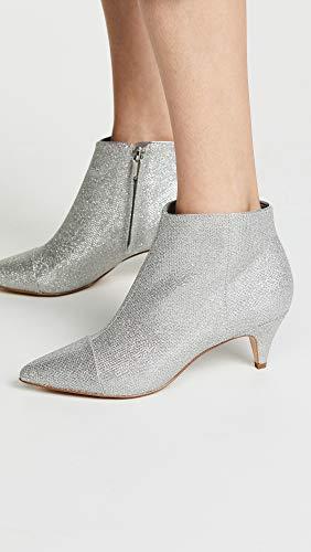 Women's Glam Kinzey Edelman Mesh 2 Ankle Soft Sam Silver Boot gA4qZ