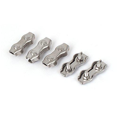 edealmax-m3-acero-inoxidable-dplex-de-2-postes-cuerda-de-alambre-clip-cable-clamp-5-piezas