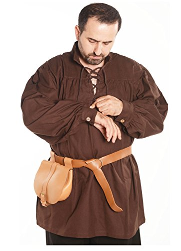 Hermes Medieval Viking LARP Pirate Cotton Man