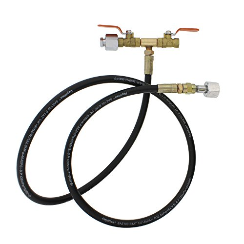 CO2 Gas Refill Station - Hose with 1/4