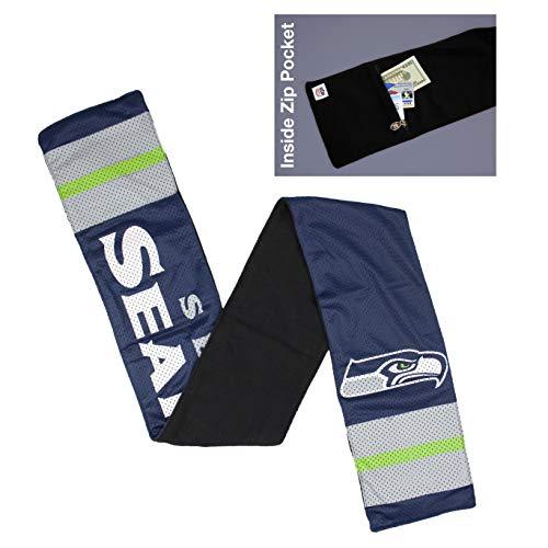NFL Seattle Seahawks Jersey Scarf
