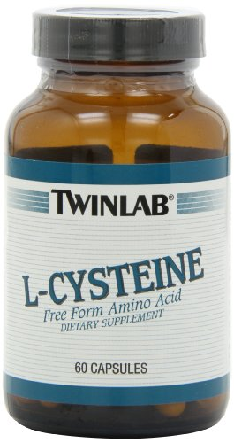 Twinlab L-Cysteine 500mg, 60 Capsules (Pack of 2) by Twinlab (Image #10)