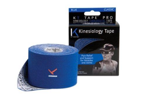 KT tape pro, 2''x16', blue, set of 8 rolls (classic)