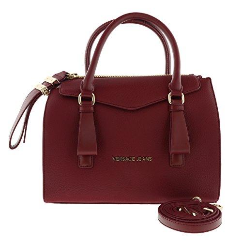 Versace Jeans E1VQBBP3_75462 Borse A Mano Da Donna Pelle Rosso