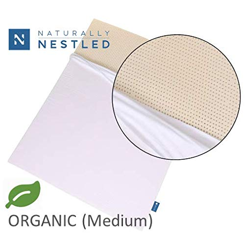 Certified Organic 100% Natural Latex Mattress Topper