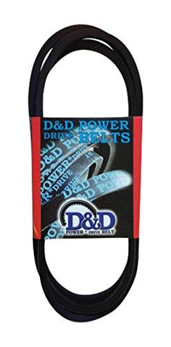 C 64 Length 1 -Band D/&D PowerDrive 452864R1 Case Ih Replacement Belt Rubber 64 Length OffRoad Belts
