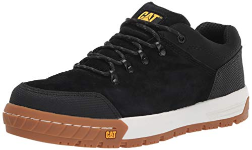 Caterpillar Men's Converge Steel Toe Industrial Shoe, Black, 08.5 W US