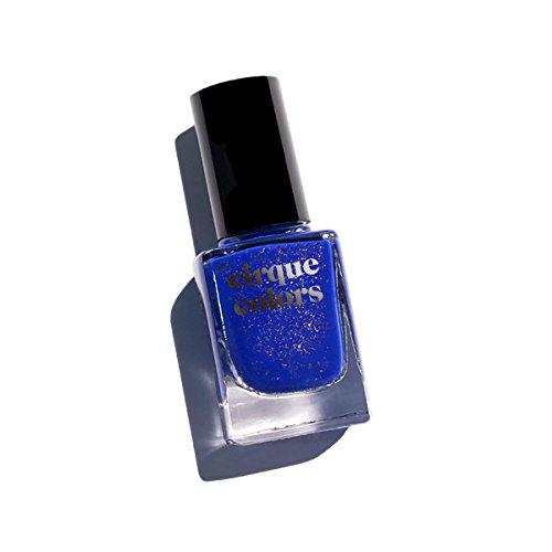(Cirque Colors Speckled Nail Polish - Lapis Lazuli - Blue - 0.37 fl. oz. (11 ml) - Vegan, Cruelty-Free, Non-Toxic Formula)