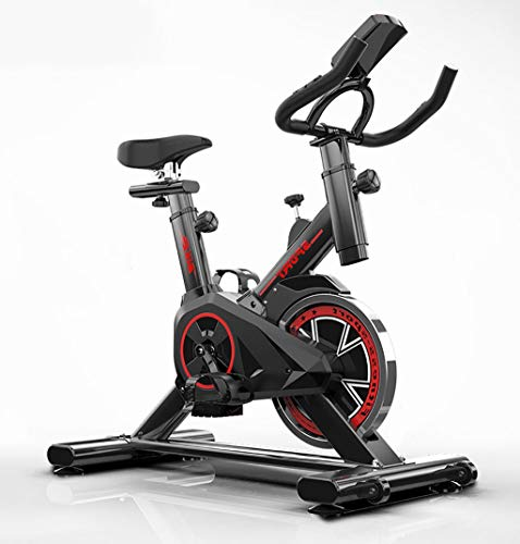 Indoor Cycling Bike Spinning Bicycle, Ultra-Quiet Fitness Bike And Ab Trainer, Speedbike with Low-noise Belt Drive…
