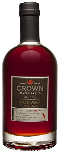 Organic Crown Maple Syrup Robust