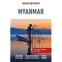 Insight Guides Myanmar (Burma)