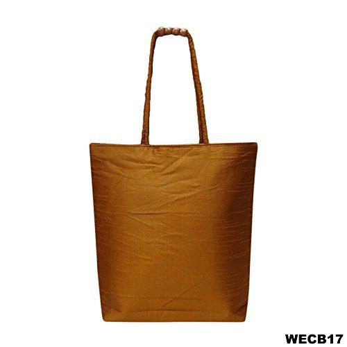 Sac à bandoulière marron sac à main en laine de suzani brodé boho tote sac de plage gitan