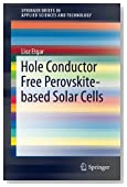 Hole Conductor Free Perovskite-based Solar Cells (SpringerBriefs in Applied Sciences and Technology)