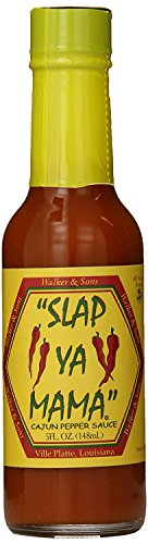 (Slap Ya Mama 2 Piece Cajun Pepper Sauce, 5)