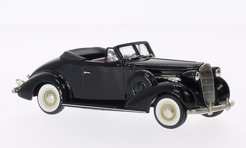 Buick Special Convertible Coupe M46-C, black, 1936, Model Car, Ready-made, Brooklin 1:43 ()