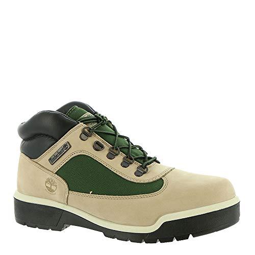 Timberland Men's Field Boot F/L Waterproof Faded Sand 10 D US