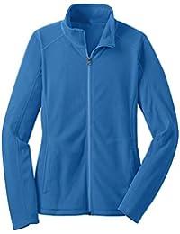 Women's Emoticon Full-Zip Fleece Jacket Including Plus Sizes
