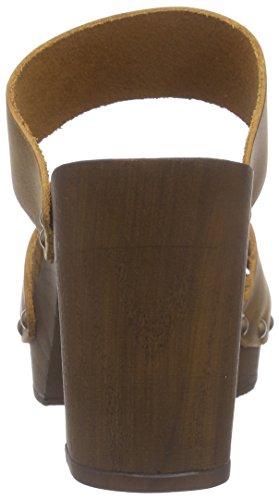 Esprit Cheri Mule - Zuecos Mujer Marrón - Braun (226 toffee 2)
