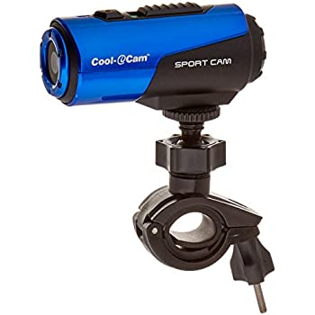 iON Cool-iCam S3000B Waterproof Action Camcorder with 720p HD Video - The Perfect Camera for Kids!