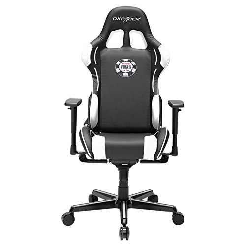 DXRacer OH/FY181/NW/POKER Special Edition WSOP Formula Series Gaming Chair