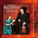 ベートーヴェン ヴァイオリン・ソナタ第5番《春》&第6番&第7番