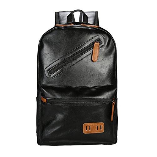Travel Laidaye Men's Shoulder Multi Business Black Leisure purpose Backpack rPrEwdq