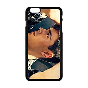 Happy Zac Efron Brand New And Custom Hard Case Cover Protector For Iphone 6 Plus