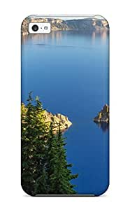 New Iphone 5c Case Cover Casing(crater Lake Oregon )