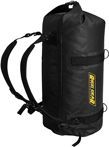 Nelson-Rigg SE-1030 Dry Roll Waterproof Luggage Bag - 30L - Black