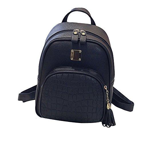 Mounter GB3V5 Negro al Bolso Mujer SB Hombro ER2B5 Gris DH Negro para Bags 7wTrxw