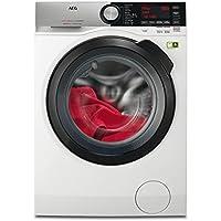 AEG L9FEC969S Libera installazione Carica frontale 9kg 1600Giri/min Nero, Grigio lavatrice