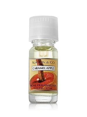 Slatkin & Co. Caramel Apple Home Fragrance Oil for Bath & Body Works
