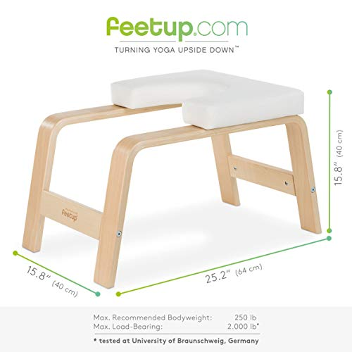 FeetUp Trainer The Original – Invert Safely Easily. Get Fit. Relax. Turn Your Yoga Upside Down