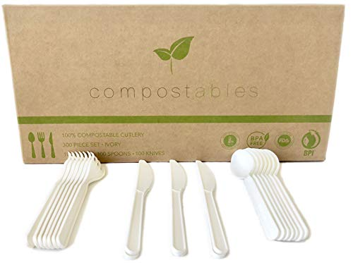 Forceful Re-play Utensils 8pk Fda Approved Bpa Free Recycled Plastic Toodlers Cutlery Baby