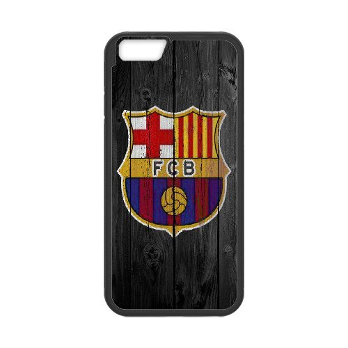 Barcelona Phone Case And One Free Tempered-Glass Screen Protector For iPhone 6,6S 4.7 Inch T188193
