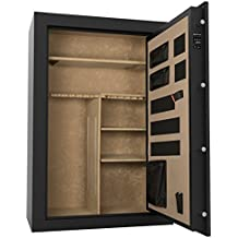 Cannon Safe Cannon Sierra 42 Gun Safe with 45 Min Fire Protection, Hammertone Black