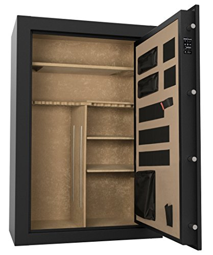 Cannon Safe Cannon Sierra 42 Gun Safe with 45 Min Fire Protection, Hammertone Black -