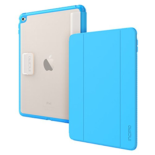 big sale 16f2e f3794 Incipio iPad Air 2 Case, Octane [Bumper Case] for iPad Air 2-Frost Cyan