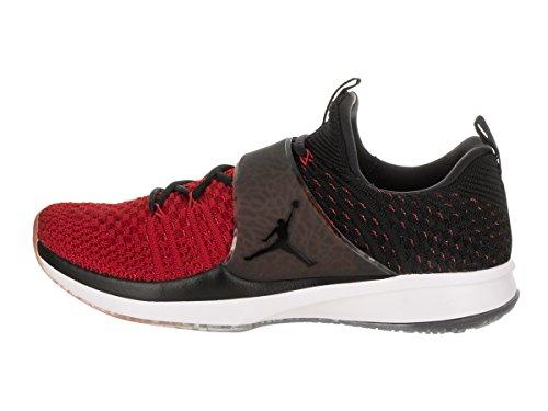 Red FLYKNIT TRAINER JORDAN SHOES Nike Black Black wnHPxFIq