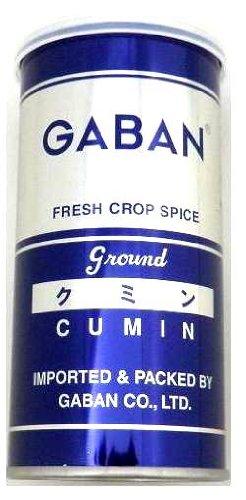 ギャバン クミンパウダー 65g