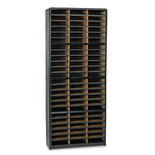 72 Compartment Literature Sorter - 9
