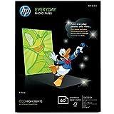HP Q1987A Inkjet Brochure/Flyer Paper, 98 Brightness, 48lb, 8-1/2 x 11, White, 150/Pack