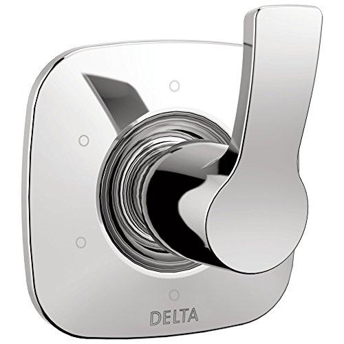 Delta Faucet T11952 Tesla 6 Function Diverter Trim without Valve, Chrome