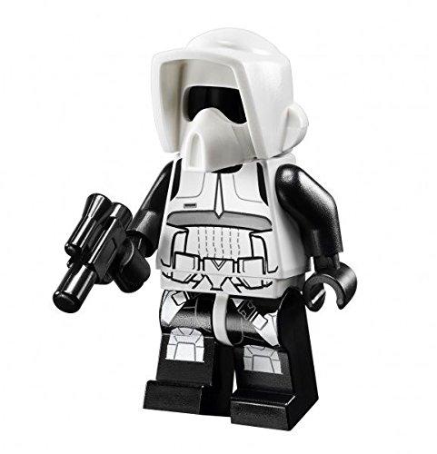 New Lego Endor Scout Trooper Minifig Figure Minifigure 75023 10236 Star Wars - Scout Trooper Star