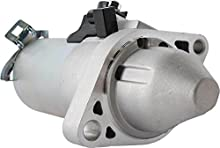 DB Electrical SMU0311 New Factory Reman Starter for 2.4 2.4L Honda A/T Accord 03 04 05, Element 03 04 05 06, TSX 04-05 113821 31200-RAA-A51 31200-RAA-A52 RAA43 410-54101 17870 SM612-09 SR107324 17870N