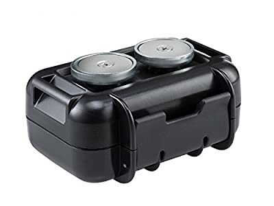 Spy Tec GL-HM Weatherproof Magnetic Case for STI_GL300 Real-Time GPS Trackers from SpyTec